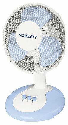 Настольный вентилятор Scarlett SC 1173