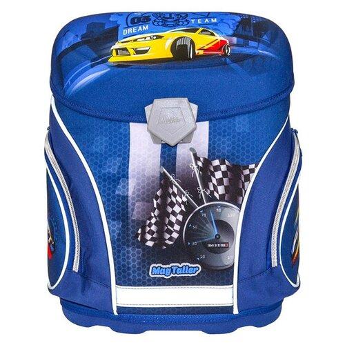 Mag Taller Ранец J-flex Racing, синий mag taller рюкзак zoom flowers разноцветный