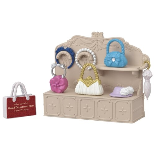 Игровой набор Sylvanian Families Модная витрина 6015, Игровые наборы и фигурки  - купить со скидкой