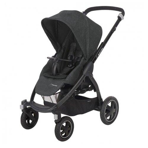 Прогулочная коляска Maxi-Cosi Stella nomad black maclaren адаптер к atom для автокресла maxi cosi и cybex