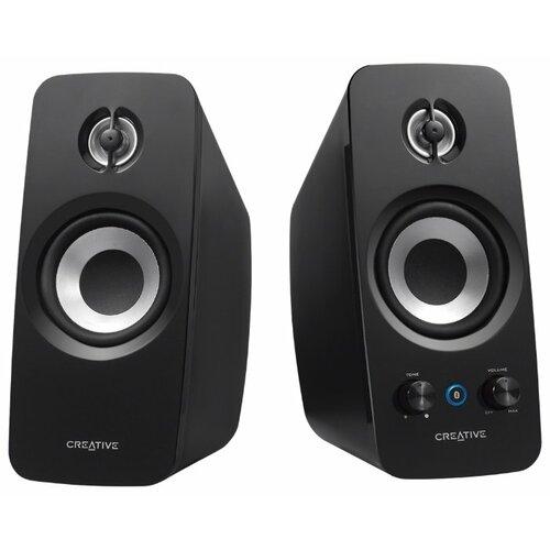 Компьютерная акустика Creative T15 Wireless черный