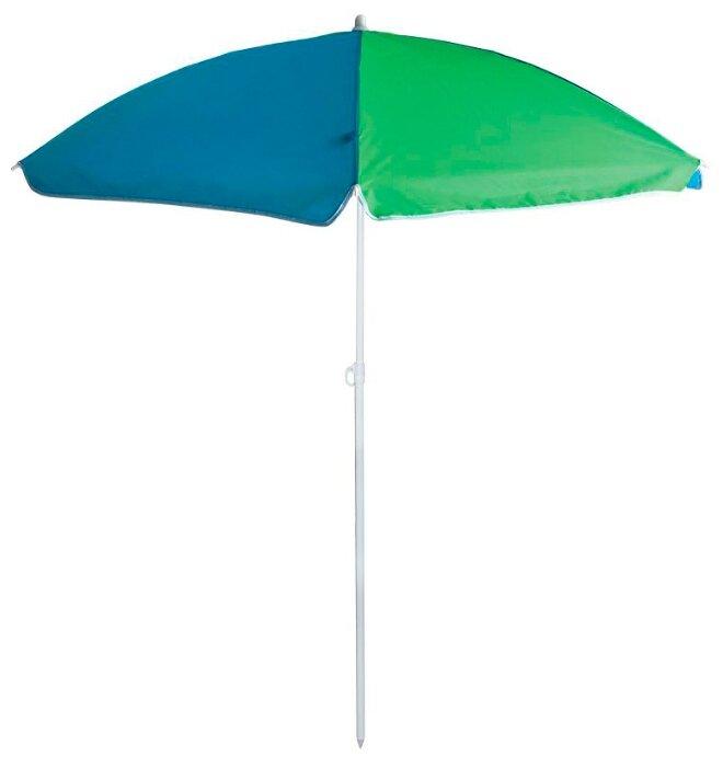 Пляжный зонт ECOS BU-66 купол 145 см, высота 170 см
