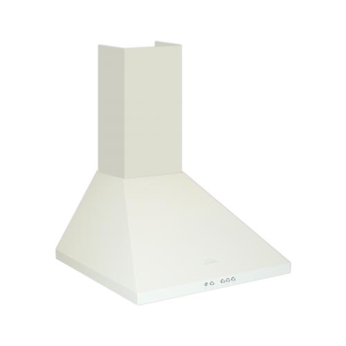 Каминная вытяжка ELIKOR Вента 60 молоко (650) кп