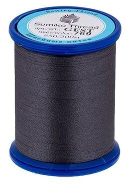 Купить Sumiko Thread Швейная нить (GFST), 769 серый 200 м по низкой цене с доставкой из Яндекс.Маркета (бывший Беру)
