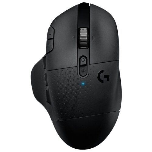 Беспроводная мышь Logitech G G604, черный