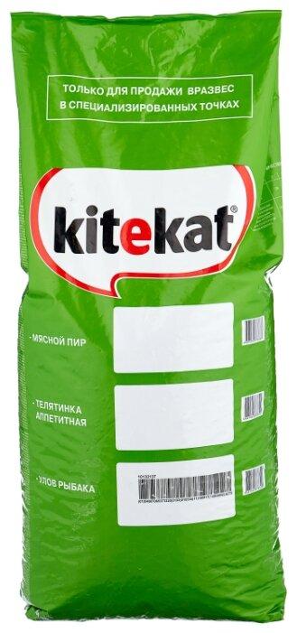 Купить Корм для кошек Kitekat Улов Рыбака 15 кг по низкой цене с доставкой из Яндекс.Маркета (бывший Беру)
