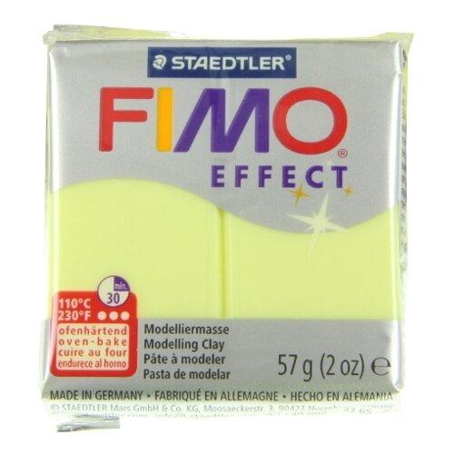 Купить Полимерная глина FIMO Effect запекаемая цитрин (8020-106), 57 г, Глина