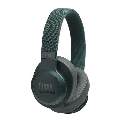 Купить Наушники JBL Live 500BT green