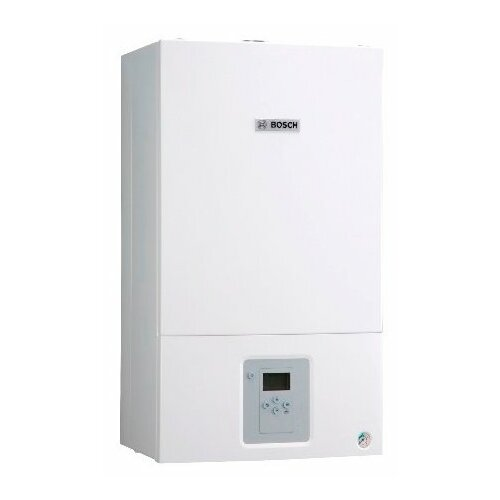 Газовый котел Bosch Gaz 6000 W WBN 6000-18 С 18 кВт двухконтурный котел настенный bosch wbn 6000 35 h rn s 5700