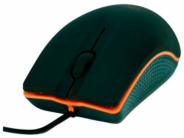 Мышь Flyper SH-843 Black USB