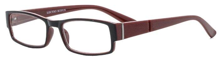 Купить Очки корректирующие Lectio Risus P022, + 3.50, цвет оправы: черный по низкой цене с доставкой из Яндекс.Маркета (бывший Беру)