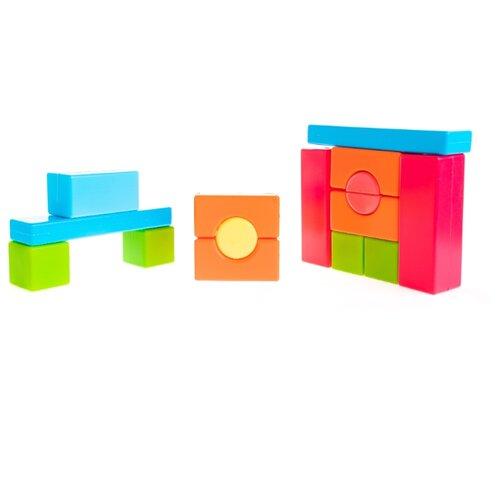 Кубики Пластмастер Построй сам 90064 кубики пластмастер набор 14047