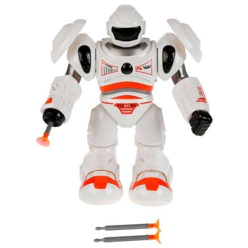Купить Робот Технодрайв Роботон 1804B236-R белый, Роботы и трансформеры