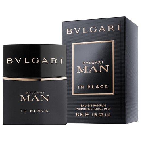 Парфюмерная вода BVLGARI Bvlgari Man in Black, 30 мл парфюмерная вода 50 мл bvlgari парфюмерная вода 50 мл