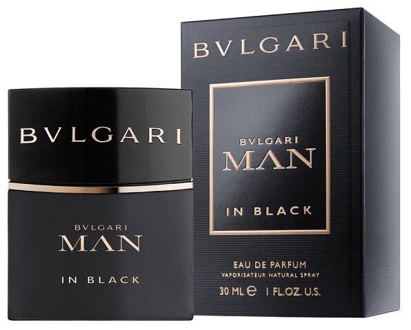 Парфюмерная вода BVLGARI Bvlgari Man in Black