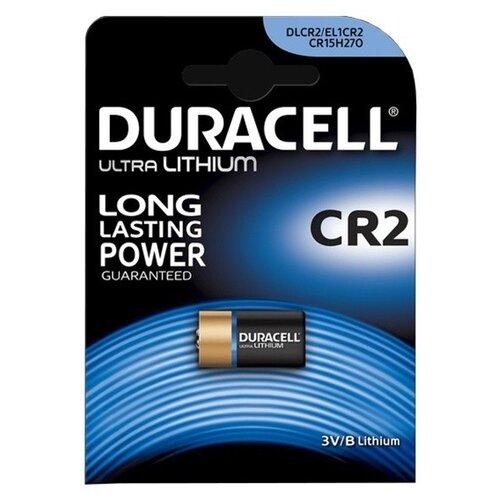 Фото - Батарейка Duracell Ultra CR2 1 шт блистер блузка женская oodji ultra цвет коричневый терракотовый 14201014 14675 3731e размер xs 42