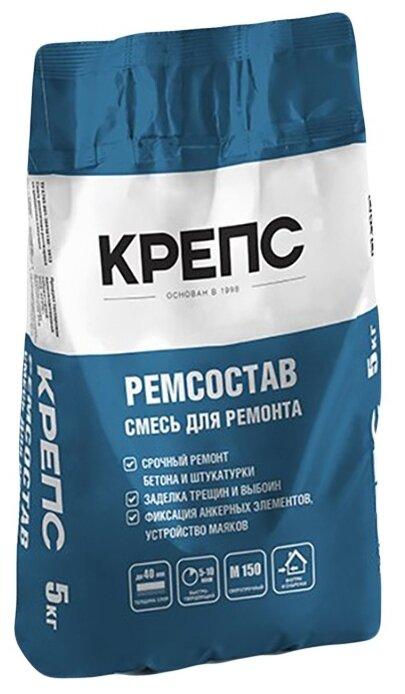 Цемент КРЕПС Ремсостав 5 кг М150