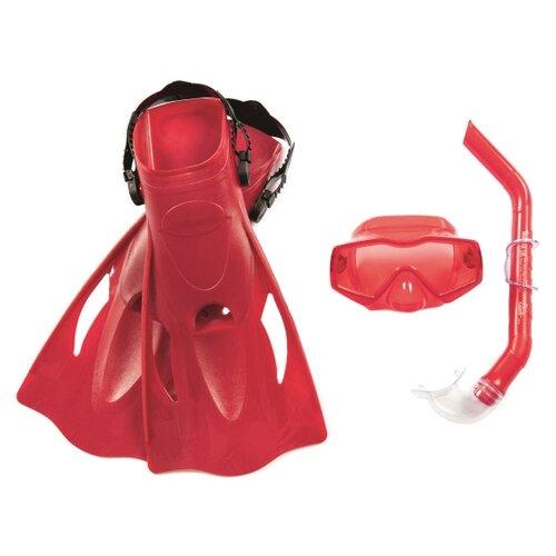 Набор для плавания с ластами Bestway Essential Meridian размер 41-46
