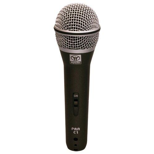 Комплект микрофонов Superlux PRAC3, серый