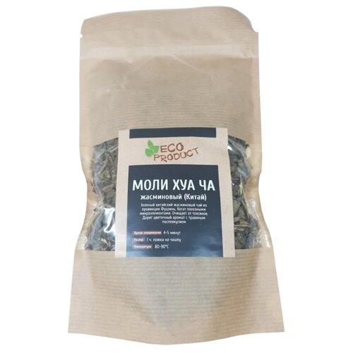 Чай зеленый Aroma Моли хуа ча, 100 г чай листовой первая чайная компания хуа чжу ча с жасмином зеленый 100 г