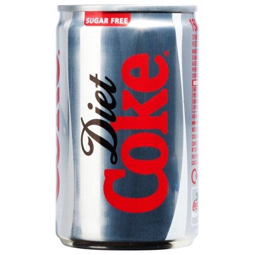 Газированный напиток Coca-Cola Diet, 0.15 л