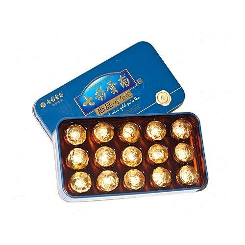 Чай шу пуэр Colourful Yunnan Золотое гнездо в подарочной упаковке, 45 г 15 шт.Чай<br>