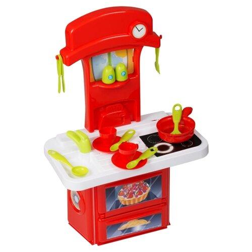 Кухня HTI Smart 1684483 красный/белый/желтый