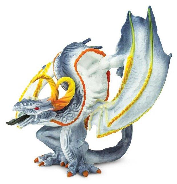 Фигурка Safari Ltd Дымный дракон 10143
