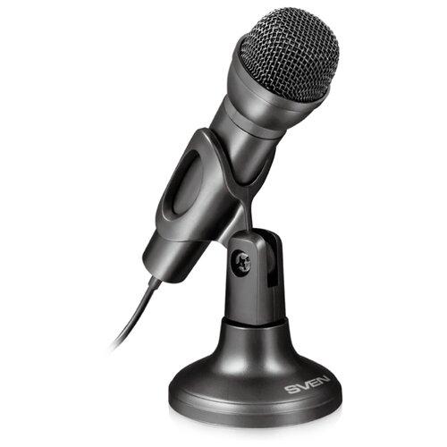 Микрофон SVEN MK-500, черный