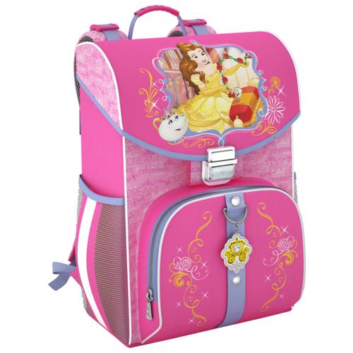 Купить ErichKrause Ранец Disney Королевский бал Generic 42299 розовый, Рюкзаки, ранцы