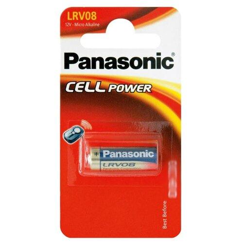 Фото - Батарейка Panasonic Cell Power LRV08, 1 шт. редакция газеты известия известия 237 2017