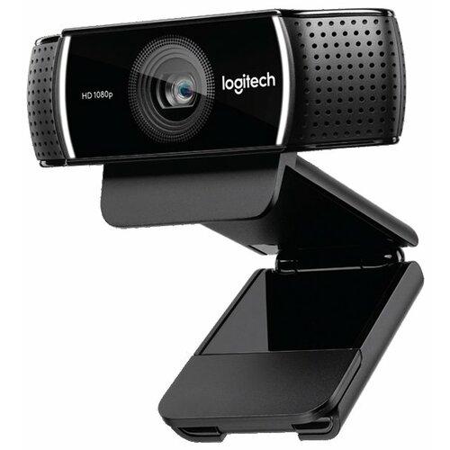 Веб-камера Logitech C922 Pro Stream черный