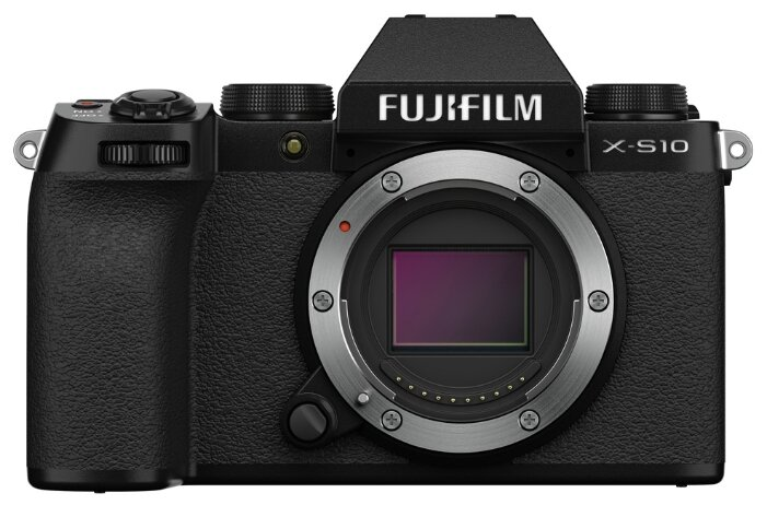 Фотоаппарат Fujifilm X-S10 Body черный фото 1