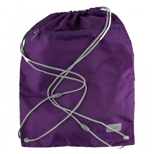 Kite Сумка для обуви Smart с карманом (K17-601-17/K17-601-18/K17-601-19/K17-601-20) фиолетовый фото