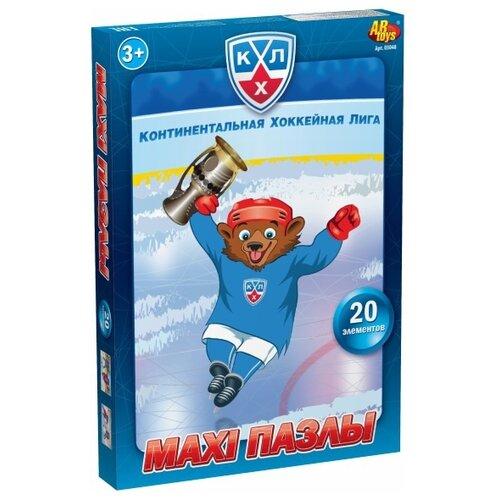 Пазл ABtoys Макси КХЛ (03048), 20 дет.