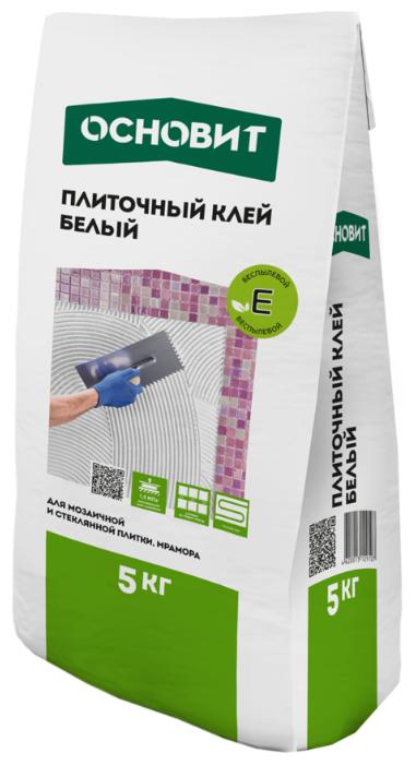 Клей Основит Максипликс АС17 W 5 кг