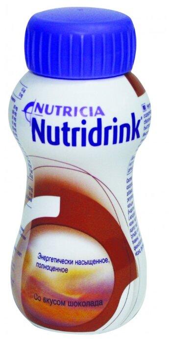 Nutridrink (Nutricia) для энтерального питания готовое к употреблению 200 мл