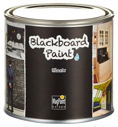 Краска акриловая MAGPAINT Грифельная краска Blackboardpaint для детской матовая