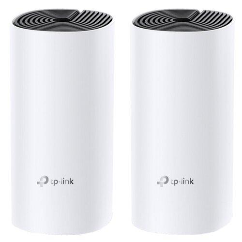 Купить Wi-Fi система TP-LINK Deco E4 (2-pack) белый