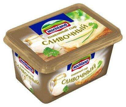 Сыр Hochland плавленый сливочный 8шт 140г