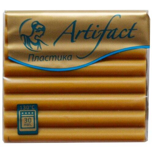 Полимерная глина Artifact Advanced formula охра золотистая (448) 56 г.
