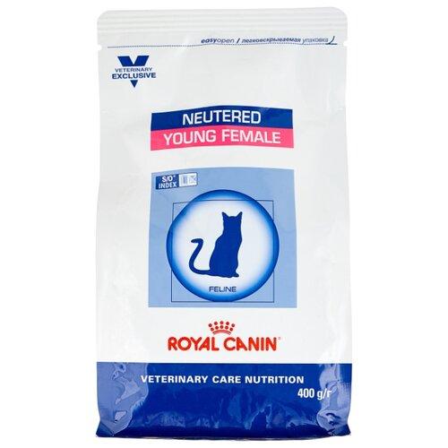 Корм для стерилизованных кошек Royal Canin Female 400 г cat wet food royal canin kitten sterilized kitches for kittens pieces in sauce 24 85 g