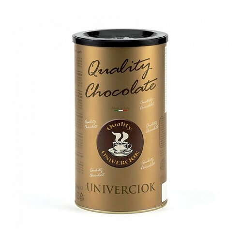 горячий шоколад caffe diemme classic chocolate 1 кг Univerciok Le Calde Dolcezze Горячий шоколад Классический, 1 кг