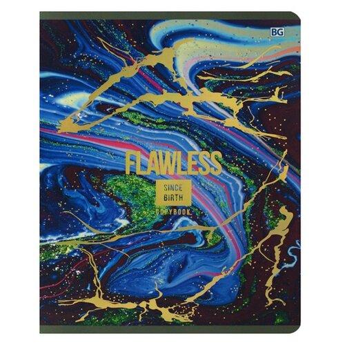 Купить BG Набор тетрадей Flawless, 4 шт. в клетку, 48 л., ассорти, Тетради