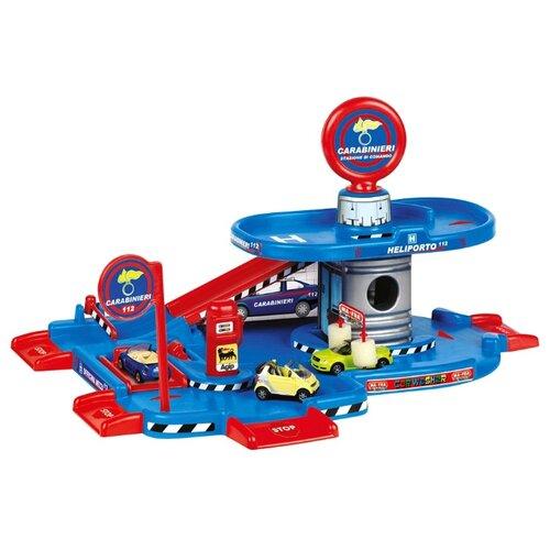 Купить Faro 706 красный/синий/серый, Детские парковки и гаражи