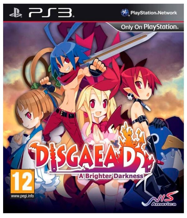 NIS America Disgaea D2: A Brighter Darkness