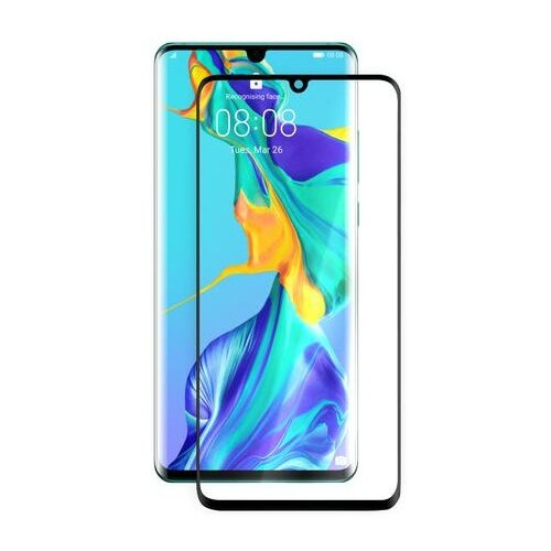 Защитное стекло Media Gadget 2.5D Full Cover Tempered Glass для Huawei P30 черный