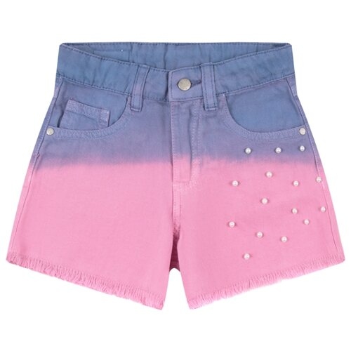 Фото - Шорты Leader Kids размер 152, розовый/голубой шорты leader kids размер 152 белый розовый голубой