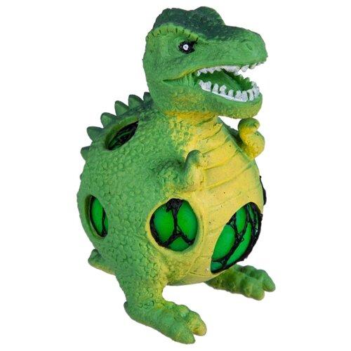 Игрушка-мялка BONDIBON Динозавр тиранозавр