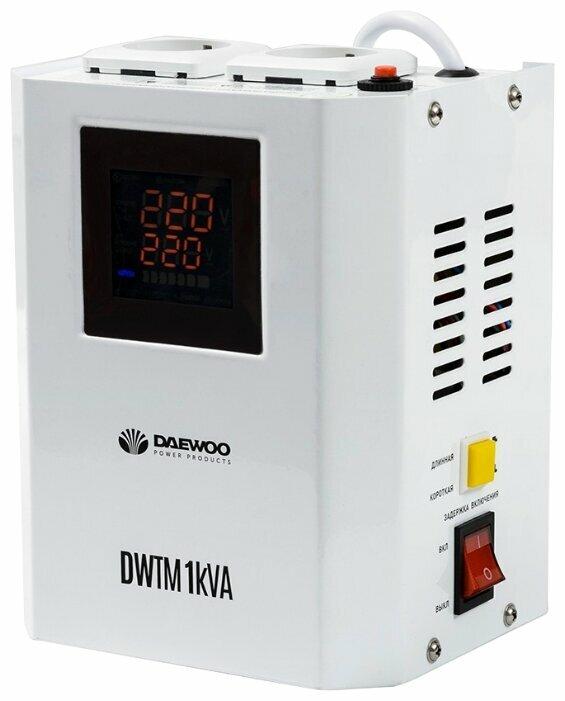 Стабилизатор напряжения однофазный Daewoo Power Products DW-TM1kVA